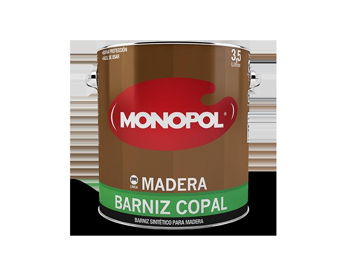 Pinturas monopol barniz copal - Barniz para madera interior ...