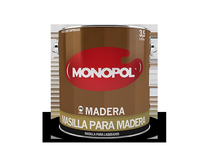 Pinturas monopol masilla para madera - Masilla para reparar madera ...