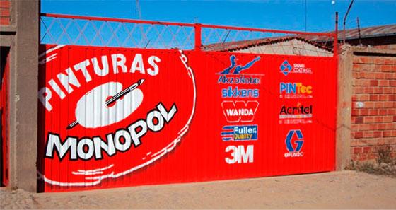 Monopol - El Alto