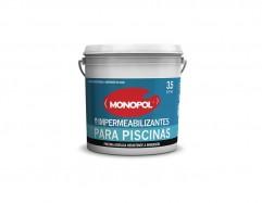Pinturas monopol impermeabilizantes - Impermeabilizantes para piscinas ...