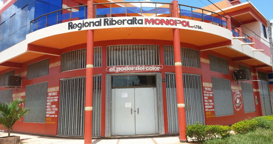 Riberalta - Monopol