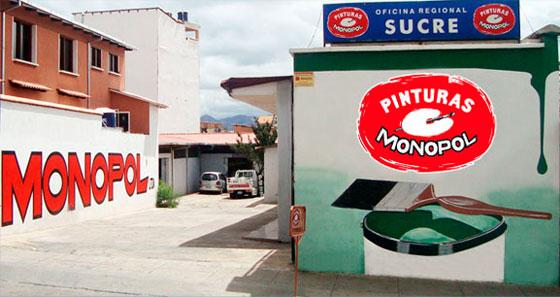 Monopol - Sucre