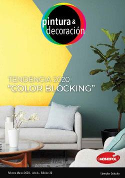 Tendencia 2020 Color Blocking
