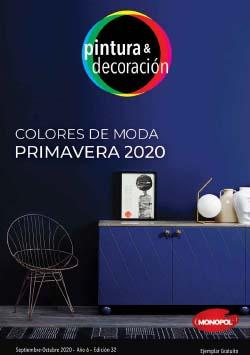 Colores de moda primavera 2020